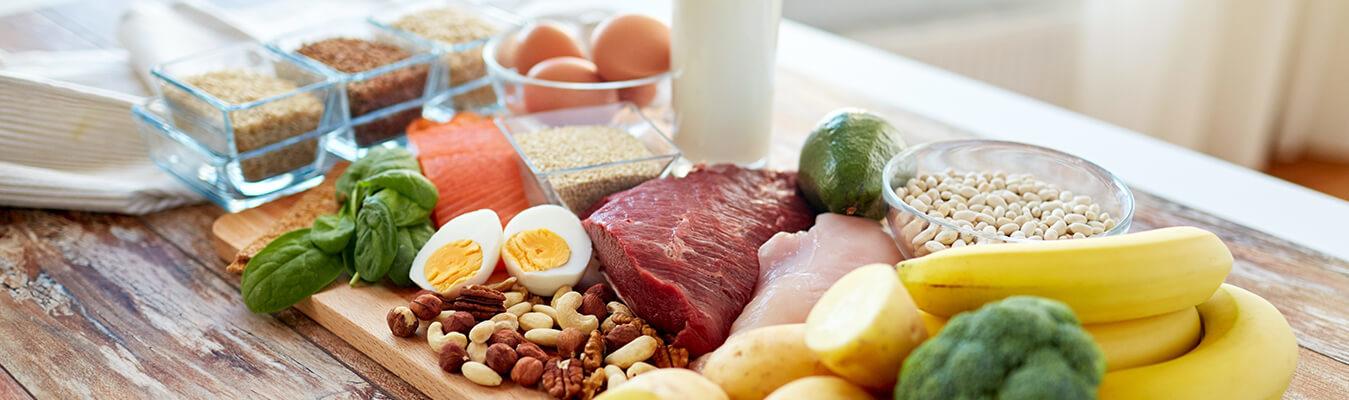 Nutrition Slider