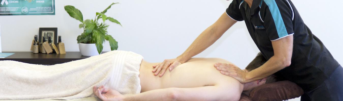 Remedial Massage Slider